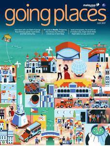 Going Places – July 2017