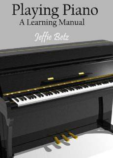 Playing Piano – A Learning Manual