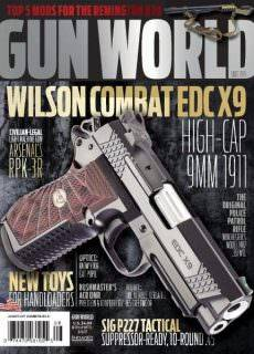 Gun World August 2017