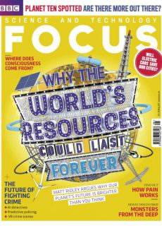 BBC Focus – August 2017