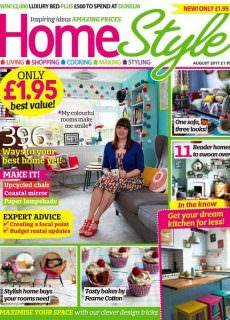 HomeStyle August 2017