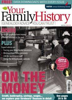 Your Family History — July 2017