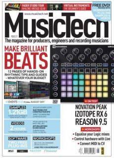 MusicTech Issue 173 August 2017