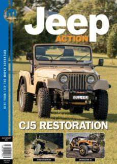 Jeep Action — July-August 2017