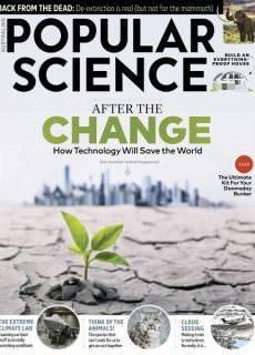 Popular Science Australia July 2017