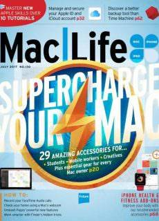 MacLife Issue 130 July 2017