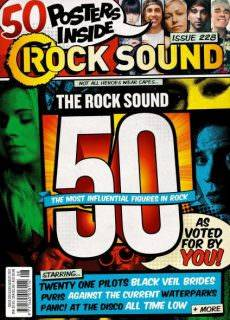 Rock Sound Magazine Issue 228 August 2017