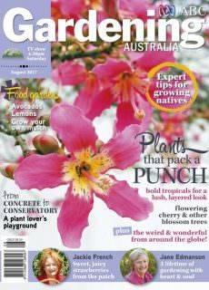 Gardening Australia August 2017
