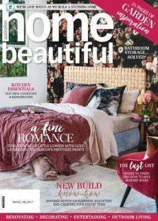 Australian Home Beautiful August 2017