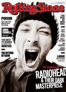 Rolling Stone Australia – August 2017