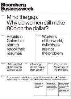 Bloomberg Businessweek USA June 26 July 2 2017