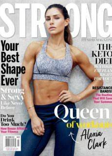 Strong Fitness JulyAugust 2017