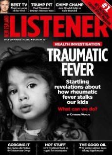 New Zealand Listener July 29 August 4 2017
