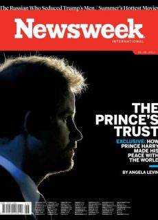 Newsweek International 30 June 2017
