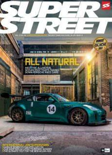 Super Street August 2017