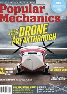 Popular Mechanics South Africa August 2017