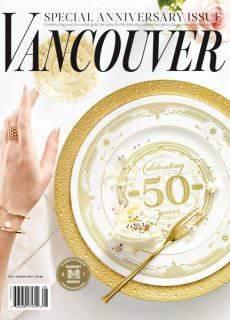 Vancouver Magazine JulyAugust 2017