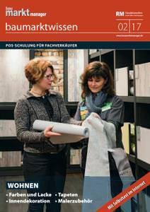 Bau Markt Manager – Baumarktwissen – Nr.2 2017