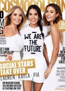 Cosmopolitan Australia September 2017