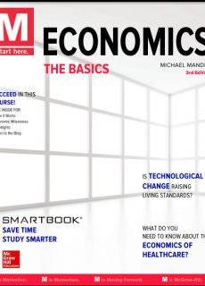 M: Economics, The Basics (Irwin Economics) by Mike Mandel