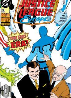 Justice League Europe, 1992-01-00 (#36)