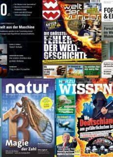 Spektrum Die Woche No 30 – 27. Juli 2017