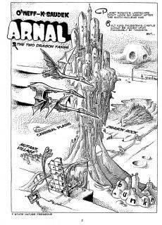 ARNAL & The Two Dragon Fangs (1988) (scanlation) (NS & CitizenPain)