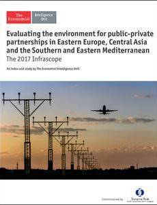 The Economist (Intelligence Unit) – Evaluating the environment for public, The Infrascope (2017)