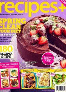 Recipes Australia – September 2017