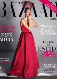 Harper's Bazaar Chile — Junio 2017