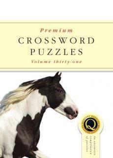 Premium Crossword Puzzles Issue 31 2017