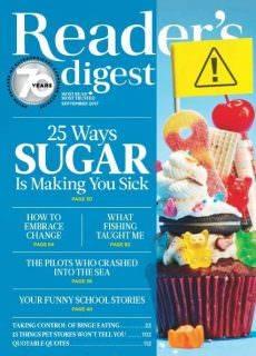 Readers Digest Canada September 2017