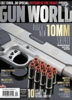 Gun World September 2017