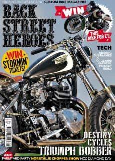 Back Street Heroes Issue 401 September 2017