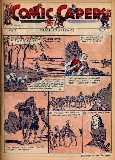 Comic Capers v3 003 (1942)