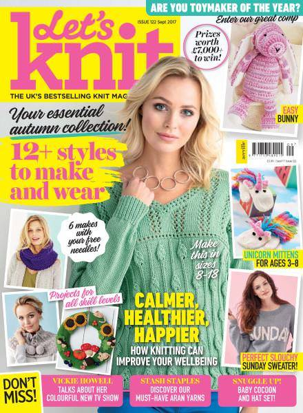 Knitting And Sewing Show Nec 2017 : Knitting & Sewing magazines 2017 pdf download free