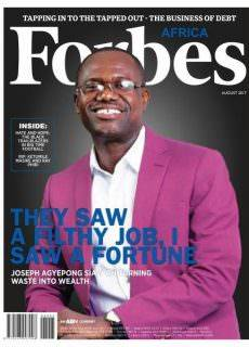 Forbes Africa — August 2017