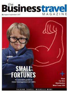 The Business Travel Magazine – August-September 2017