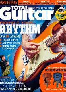 Total Guitar Issue 296 Summer 2017
