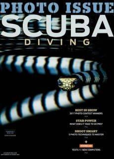 Scuba Diving SeptemberOctober 2017