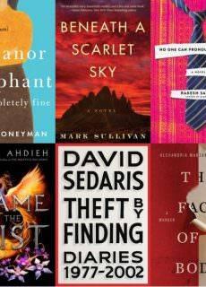 Beneath a Scarlet Sky A Novel – Mark Sullivan