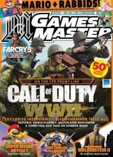 Gamesmaster Issue 320 September 2017