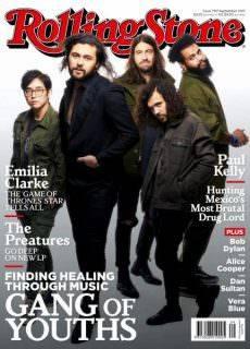 Rolling Stone Australia September 2017
