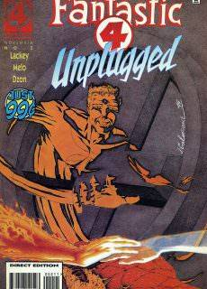 Fantastic Four Unplugged 001 (1995)