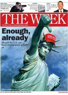 The Week USA – August 18-August 25, 2017