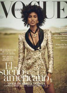 Vogue Spain — Julio 2017