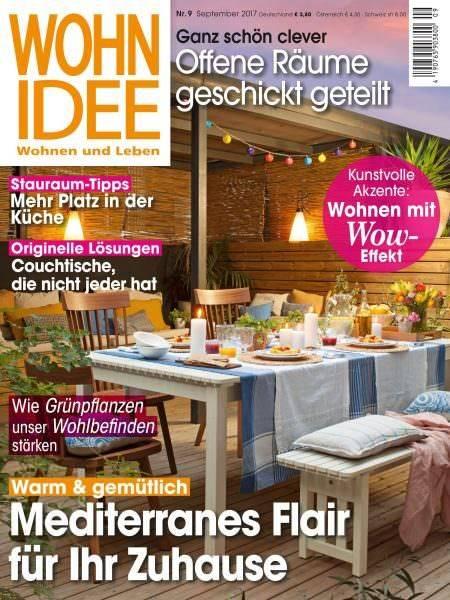 Wohnidee Magazin wohnidee september 2017 pdf magazine free