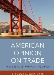 American Opinion on Trade Preferences without Politics