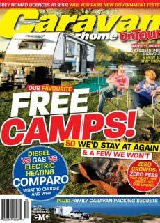 Caravan and Motorhome On Tour — Issue 250 2017