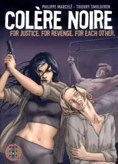 Colere Noir (Humanoids-2003)